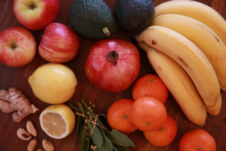 Gesunde Ernährung - Obst