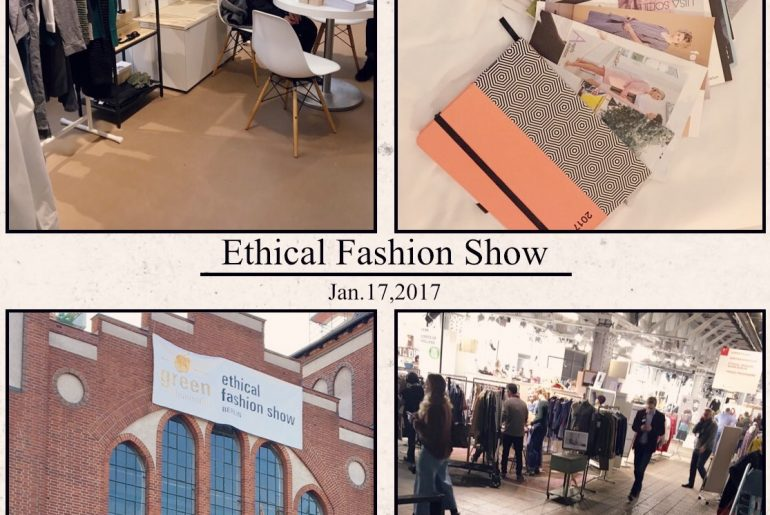 Ethical Fashion Show Januar 2017