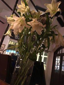 Blumen im Ró e Bunì