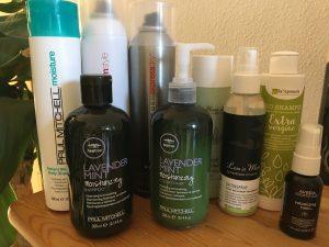 Haarpflege Produkte
