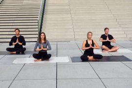 New Label: Yoga-Matten aus Müll – Ein tolles Projekt von hejhej-mats
